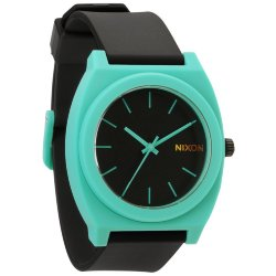 ЧАСЫ  Nixon Time Teller P BLACK/TEAL
