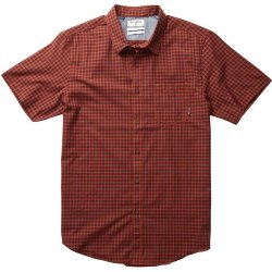 РУБАШКА  Billabong LENNOX SHIRT SS RED