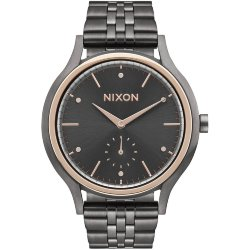 ЧАСЫ  Nixon SALA Gunmetal/Rose Gold
