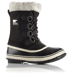 БОТИНКИ  SOREL WINTER CARNIVAL Black, Stone