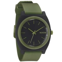 ЧАСЫ  Nixon Time Teller P MATTE BLACK/SURPLUS