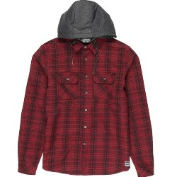 РУБАШКА  Billabong CURTIS LS SHIRT BLOOD