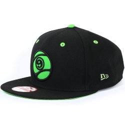 КЕПКА  Sector9 9 BALL SNAPBACK GREEN