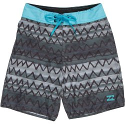 БОРДШОРТЫ  Billabong ZIGZAG 15 BLACK