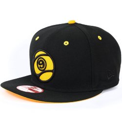 КЕПКА  Sector9 9 BALL SNAPBACK BLACK