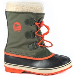 БОТИНКИ  SOREL YOOT PAC NYLON SURPLUS GREEN