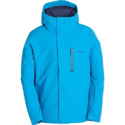 КУРТКА  Billabong ALL DAY SOLID AQUA BLUE