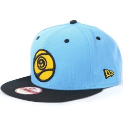 КЕПКА  Sector9 9 BALL SNAPBACK BLUE