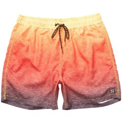 БОРДШОРТЫ  Billabong SERGIO SLUB FADER 16 SUNSET