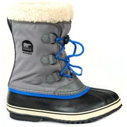 БОТИНКИ  SOREL YOOT PAC NYLON City Grey