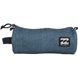 СУМКА  Billabong BARREL PENCIL CASE NAVY HEATHER