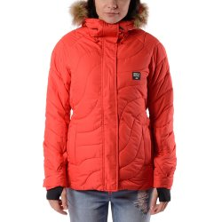 КУРТКА  Billabong SOFFYA POPPY RED