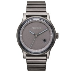 ЧАСЫ  Nixon STATION ALL GUNMETAL