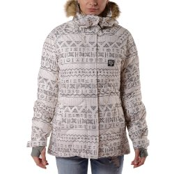 КУРТКА  Billabong SOFFYA WANDERING WHITE