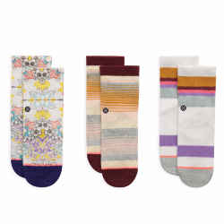НОСКИ  Stance BABY/TODDLER JIGGY BOX SET MULTI
