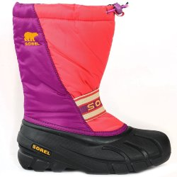 БОТИНКИ  SOREL YOUTH CUB Afterglow, Bright Plum