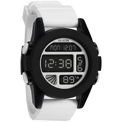 ЧАСЫ  Nixon Unit WHITE/BLACK