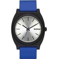 ЧАСЫ  Nixon Time Teller P Black/Blue