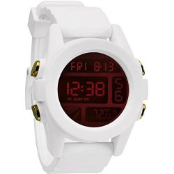 ЧАСЫ  Nixon Unit WHITE/IRIDIUM