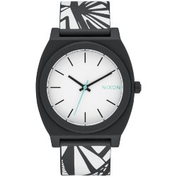 ЧАСЫ  Nixon Time Teller P BLACK/BLEACH