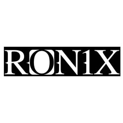 НАКЛЕЙКА  Ronix BOAT DECAL WHITE