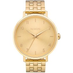 ЧАСЫ  Nixon ARROW ALL GOLD
