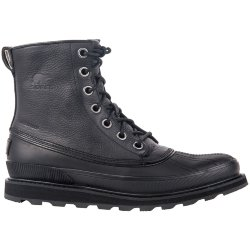БОТИНКИ  SOREL MADSON 1964 WATERPROOF Black, Black