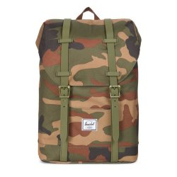 РЮКЗАК  Herschel RETREAT YOUTH W CAMO