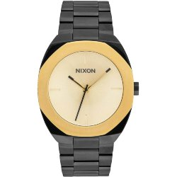 ЧАСЫ  Nixon CATALYST BLACK/GOLD