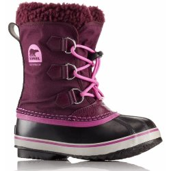БОТИНКИ  SOREL CHILDRENS YOOT PAC NYLON Purple Dahlia, Foxglove