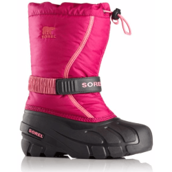 БОТИНКИ  SOREL CHILDRENS FLURRY Deep Blush, Tropic Pink