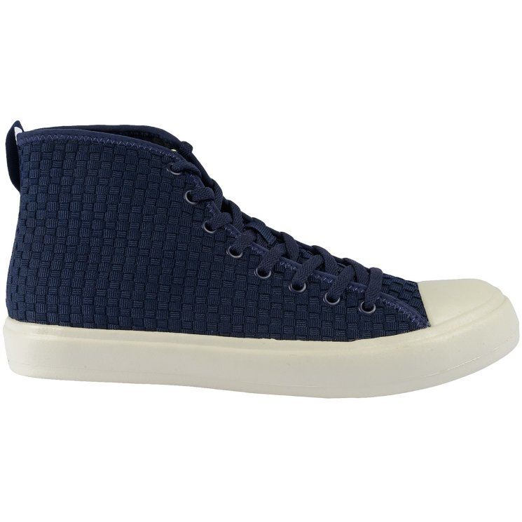 ВЫСОКИЕ КЕДЫ  PEOPLE PHILLIPS HIGH Paddington Blue/Picket White
