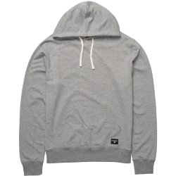 ТОЛСТОВКА  Billabong ALL DAY HOOD GREY HEATHER