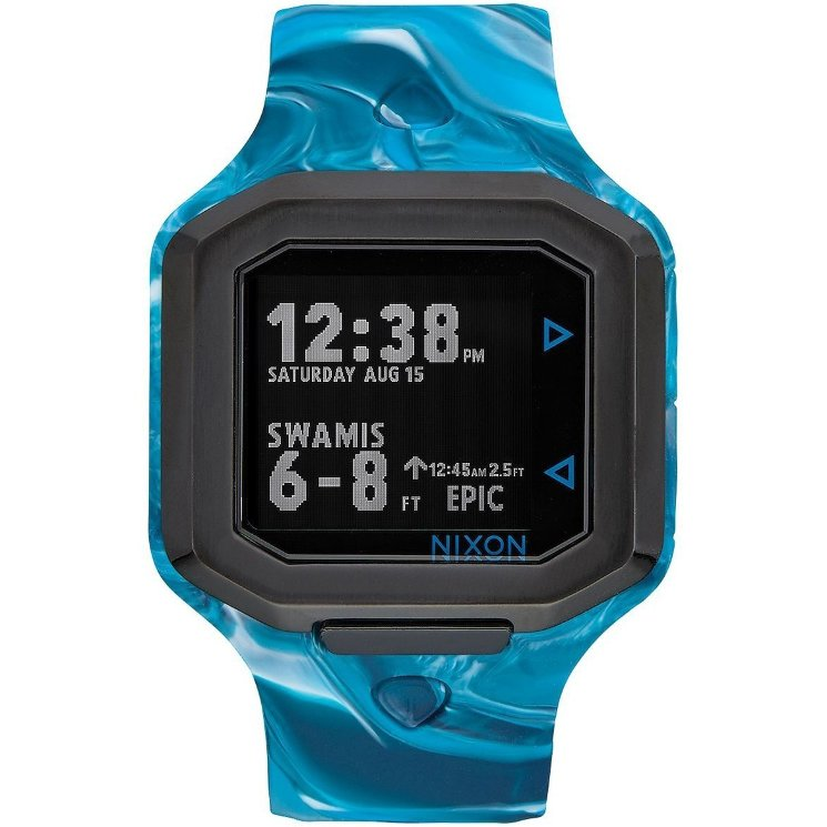ЧАСЫ  Nixon ULTRATIDE WAVES 4 WATER